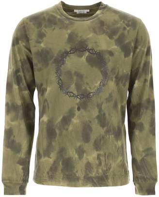 Alyx Camouflage Long-sleeved T-shirt