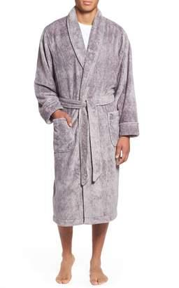 Nordstrom Heathered Fleece Robe