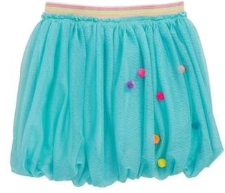 Truly Me Pompom Bubble Tutu Skirt