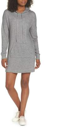 Beyond Yoga Hood Times Sweatshirt Dress