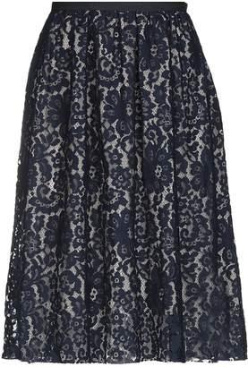 Please Knee length skirts