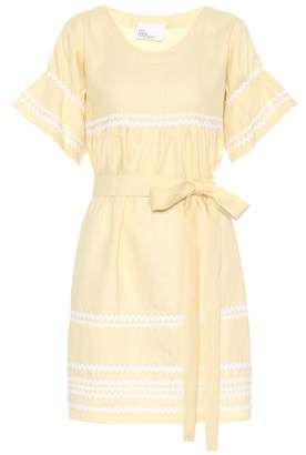 Lisa Marie Fernandez Fiesta linen dress