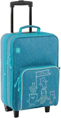Lassig About Friends Rolling Suitcase