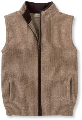 L.L. Bean L.L.Bean Men's Waterfowl Sweater Vest
