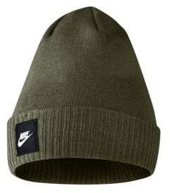 Nike Futura Logo Knit Beanie