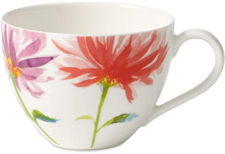 Villeroy & Boch Amnut Flowers Collection Bone China Tea Cup