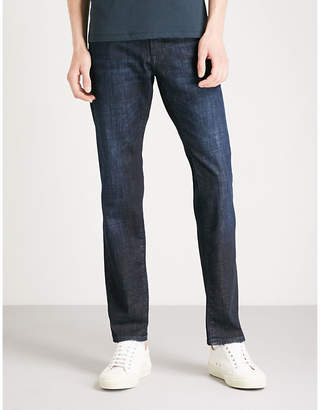 BOSS ORANGE Regular-fit straight jeans
