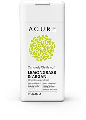 Curiously Clarifying Conditioner - Lemongrass (Packaging May Vary)