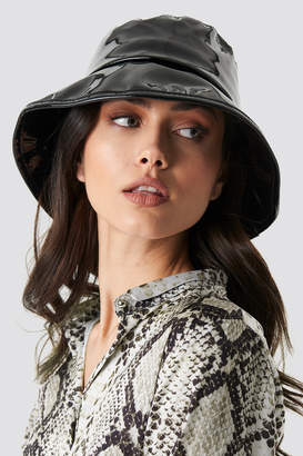 Na Kd Accessories Patent Bucket Hat Black 57c7992ea16d