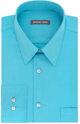 Geoffrey Beene Men's Classic-Fit Wrinkle Free Bedford Cord Dress Shirt $55 thestylecure.com