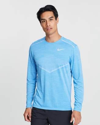 Nike Techknit Ultra Long Sleeve Top