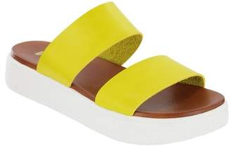 0edb6768d25 Mia Yellow Platforms - ShopStyle