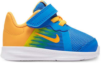 3876378e0fb3 Nike Toddler Boys  Downshifter 8 Fade Running Sneakers from Finish Line