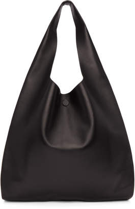 Maison Margiela Black Classic Leather Tote