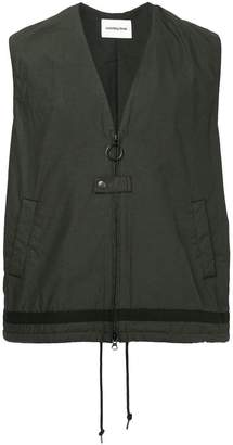 Monkey Time Zip Front Gilet