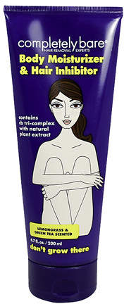 Completely Bare Body Moisturizer & Hair Inhibitor