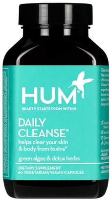 clear HUM NUTRITION Daily Cleanse(R Skin and Acne Supplement