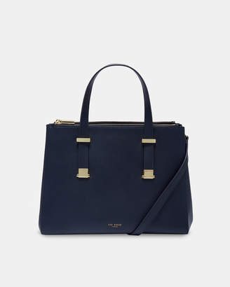 Ted Baker ALUNAA Adjustable handle leather tote bag