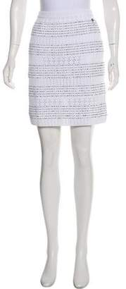 Chanel 2017 Knit Skirt