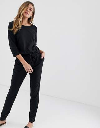 JDY relaxed 3/4 sleeve jumpsuit
