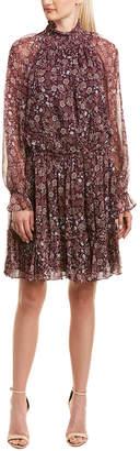 Shoshanna Drop Waist Dress