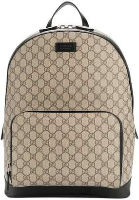 Gucci(グッチ) ブラウン メンズ リュックサック - ShopStyle(ショップ ... 6ecd0c2e5190f