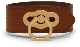 Mulberry Amberley Bracelet Oak Natural Grain Leather
