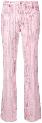 Giambattista Valli corduroy slim-fit trousers