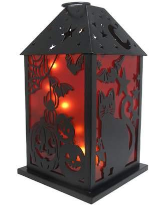 Celebrate Halloween Together Light-Up Lantern Table Decor