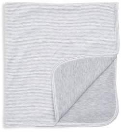 Kissy Kissy Essentials Stripe Cotton Blanket