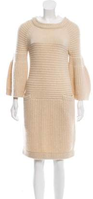 Malo Cashmere Sweater Dress