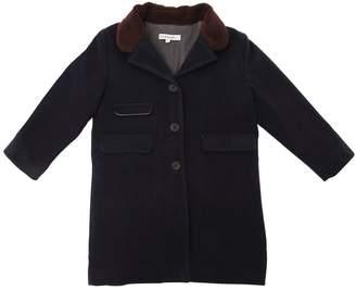 Felt Wool Coat