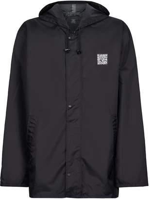 Vetements QR Code Jacket