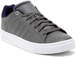 K-Swiss Court Frasco Leather Sneaker