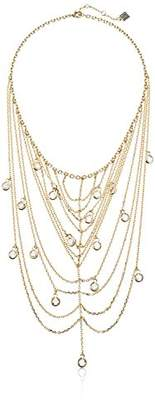 Laundry by Shelli Segal Multi-Chain Frontal Necklace