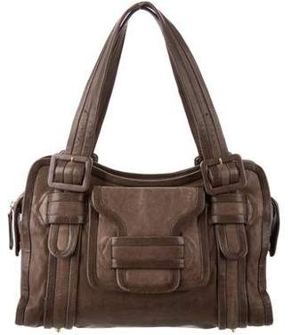 Pierre Hardy Leather Shoulder Bag