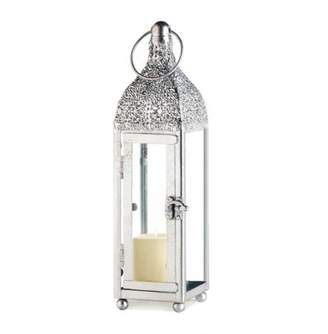 Gallery of Light ORNATE CANDLE LANTERN