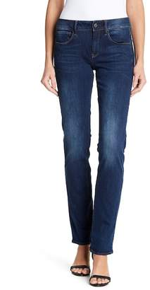 G-STAR RAW Deconstructed Mid Skinny Jeans