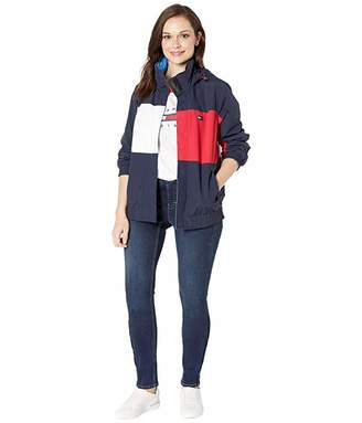 Tommy Hilfiger Adaptive Reversible Jacket with Magnetic Zipper