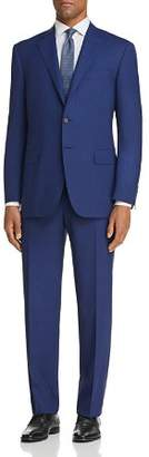 Canali Grid Check Regular Fit Suit - 100% Exclusive
