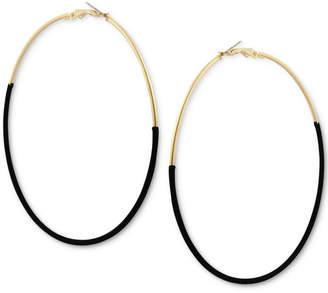 GUESS Wrapped Hoop Earrings