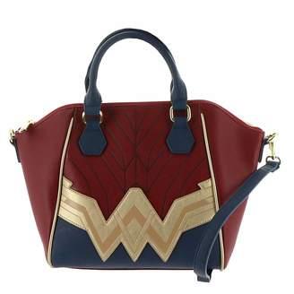09601eccad7 Loungefly Wonder Woman Saffiano Faux Leather Crossbody Bag