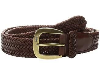 Polo Ralph Lauren Italian Saddle-1 1/4 Double Braid