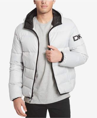 DKNY Men Hooded Puffer Jacket