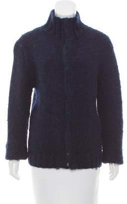 Marc Jacobs Wool & Alpaca-Blend Knit Cardigan