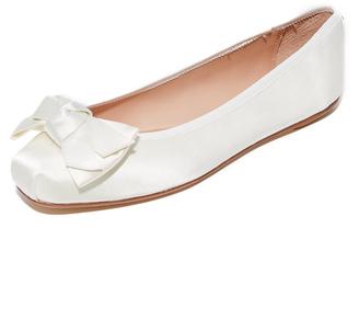 Kate Spade New York Fontana Ballet Flats $158 thestylecure.com