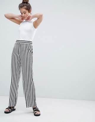 Monki Stripe Pants