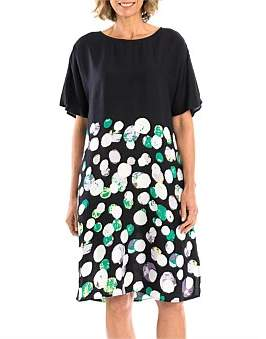 Oasis Yarra Trail Spot Print Dress