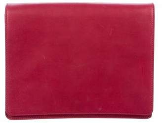 Maison Margiela Smooth Leather Wristlet