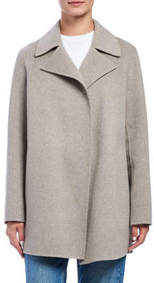 Theory New Divide Wool/Cashmere Coat